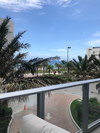 Hollywood Condo For Sale: 4111 S Ocean Drive #204