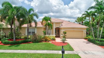 Boca Raton Single Family Home For Sale: 11141 Sandyshell Way