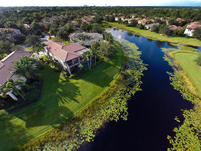 Palm Beach Gardens Single Family Home For Sale: 1727 Nature Court