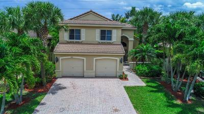 West Palm Beach Single Family Home For Sale: 4005 Torres Circle