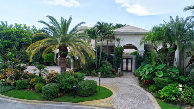 Boca Raton Single Family Home For Sale: 17014 Brookwood Drive