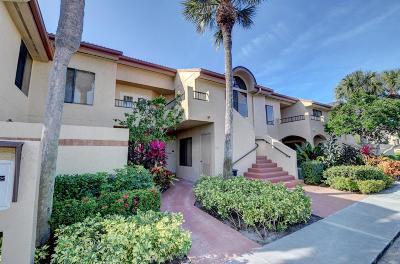 Delray Beach Condo For Sale: 7533 Glendevon Lane #906