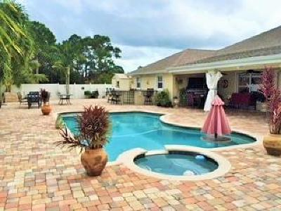 Port Saint Lucie Single Family Home For Sale: 732 NW Cardinal Drive