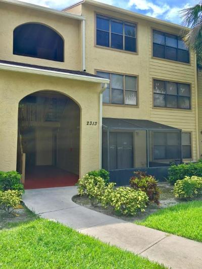 Boynton Beach Condo For Sale: 2313 Congress Avenue #13