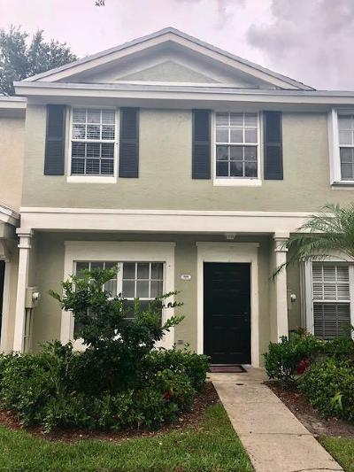Delray Beach Townhouse For Sale: 856 Kokomo Key Lane