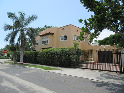 Lake Worth Single Family Home For Sale: 2417 Federal Highway