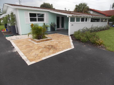 West Palm Beach Single Family Home For Sale: 2461 Kentucky Street
