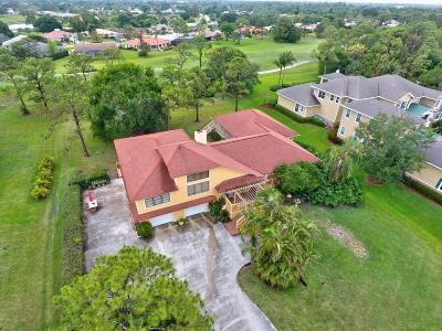 Palm City Single Family Home For Sale: 1720 SW Crane Creek Avenue