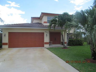 Delray Beach Single Family Home For Sale: 285 NW 40th Avenue
