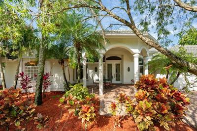 Palm City Single Family Home For Sale: 4924 SW Hammock Creek Drive