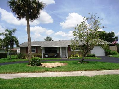Lake Worth, Lakeworth Single Family Home For Sale: 3099 Medinah Circle E