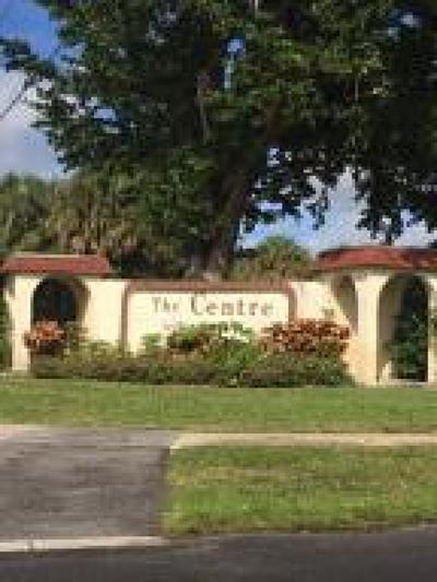 Boca Raton Single Family Home For Sale: 23155 Barwood Park Lane #A