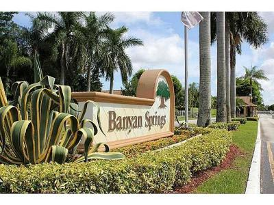 Boynton Beach Condo For Sale: 10092 Cedar Point Boulevard #301