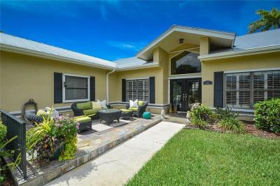 Jensen Beach Single Family Home For Sale: 197 NE Blueberry Terrace