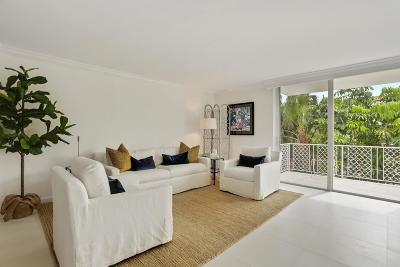Palm Beach Rental Leased: 354 Chilean Avenue #3 B