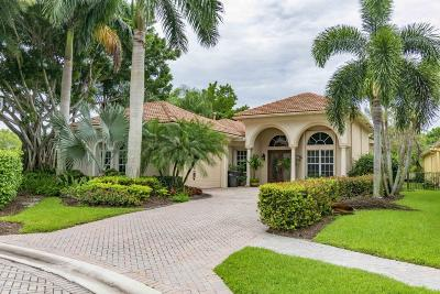 West Palm Beach Single Family Home For Sale: 10124 Sand Cay Lane