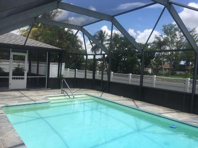 Boca Raton FL Single Family Home For Sale: $385,000