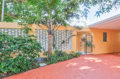 Boca Raton FL Single Family Home For Sale: $528,500