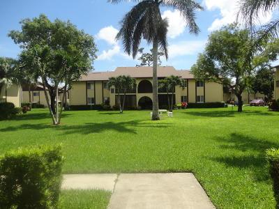 Greenacres FL Condo For Sale: $82,500
