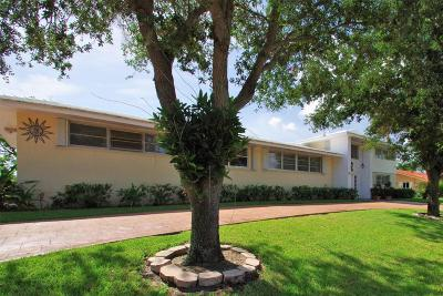 Single Family Home For Sale: 8260 W Lake Drive
