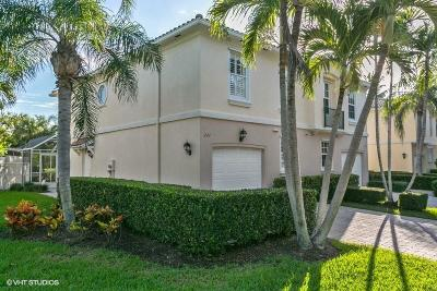 Palm Beach Gardens FL Townhouse For Sale: $339,000