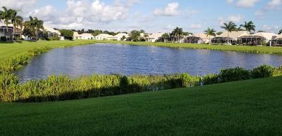 Boynton Beach Single Family Home For Sale: 12915 Hampton Lakes Circle