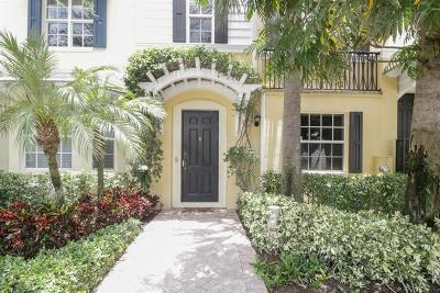 West Palm Beach Townhouse For Sale: 315 Flamingo Drive