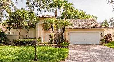 Coral Springs Single Family Home For Sale: 10281 NW 54 Place