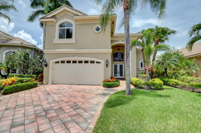 Boca Raton FL Single Family Home For Sale: $1,149,000