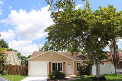 Boca Raton Single Family Home For Sale: 11223 Model Circle W
