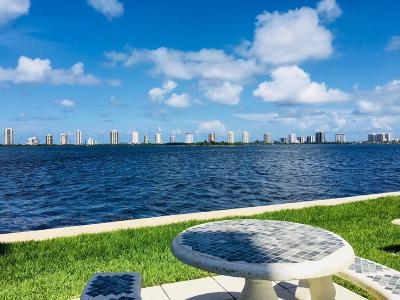 North Palm Beach Condo For Sale: 100 Paradise Harbour Boulevard #110
