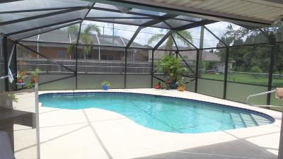 Port Saint Lucie Single Family Home Contingent: 1625 SW Diamond Street
