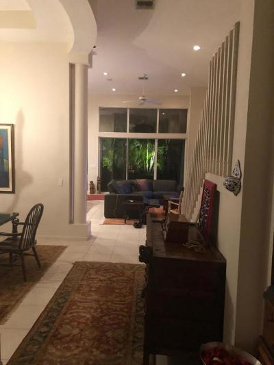 Boca Raton FL Single Family Home For Sale: $820,000