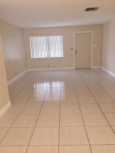 Boynton Beach Rental For Rent: 1801 SW 22nd Avenue