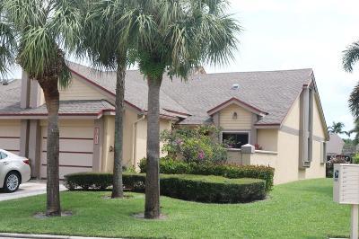 Greenacres FL Townhouse For Sale: $194,500