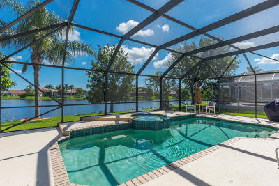 Jensen Beach Single Family Home For Sale: 745 NW Waterlily Place
