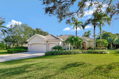 West Palm Beach Single Family Home For Sale: 1193 Breakers West Boulevard