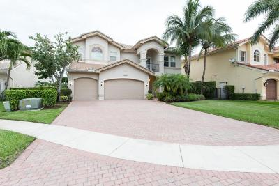 Boynton Beach Rental For Rent: 8522 Skybar Lake Cove