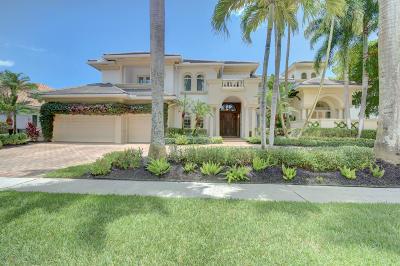 Boca Raton FL Single Family Home For Sale: $2,650,000