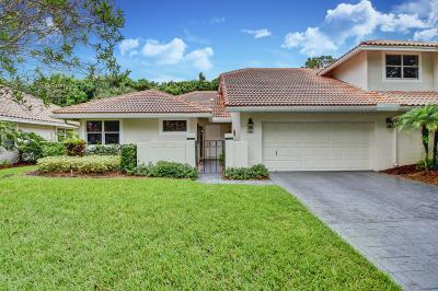 Boca Raton FL Single Family Home For Sale: $149,000