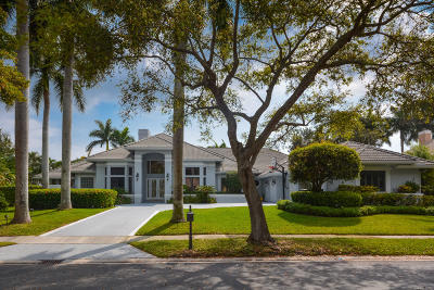 Boca Raton Single Family Home For Sale: 5896 NW 23rd Terrace