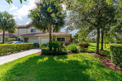 Boynton Beach Single Family Home For Sale: 6750 Old Farm Trail Trail