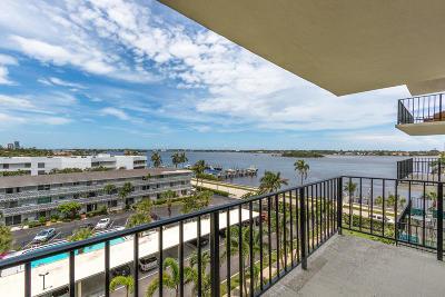 West Palm Beach Condo Sold: 3800 Washington Road #609