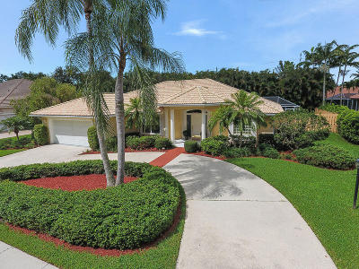 Jupiter FL Single Family Home For Sale: $559,900