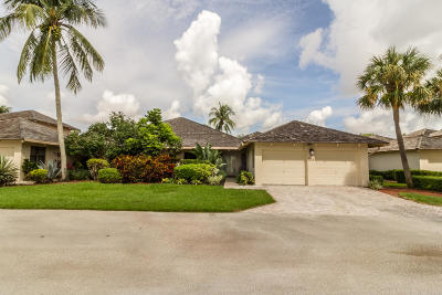 Boca Raton Single Family Home For Sale: 19425 Waters Reach Trail #904