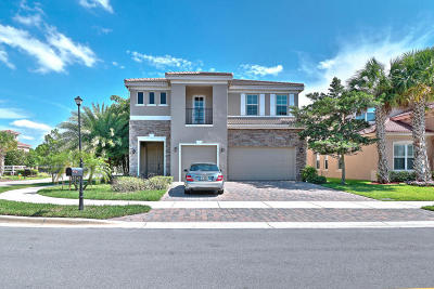 Coconut Creek Single Family Home For Sale: 4523 San Mellina Drive
