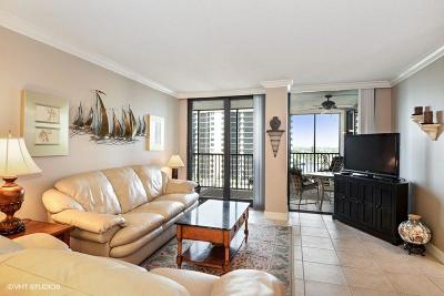 Highland Beach Condo For Sale: 3400 S Ocean Blvd Boulevard #9k
