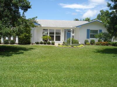 Port Saint Lucie Single Family Home For Sale: 701 SE Forgal Street