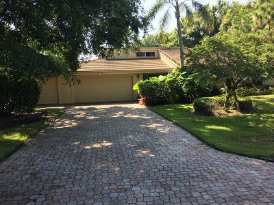 West Palm Beach Single Family Home For Sale: 13314 Saffron Circle