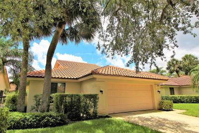 West Palm Beach Single Family Home For Sale: 2890 Eagle Lane